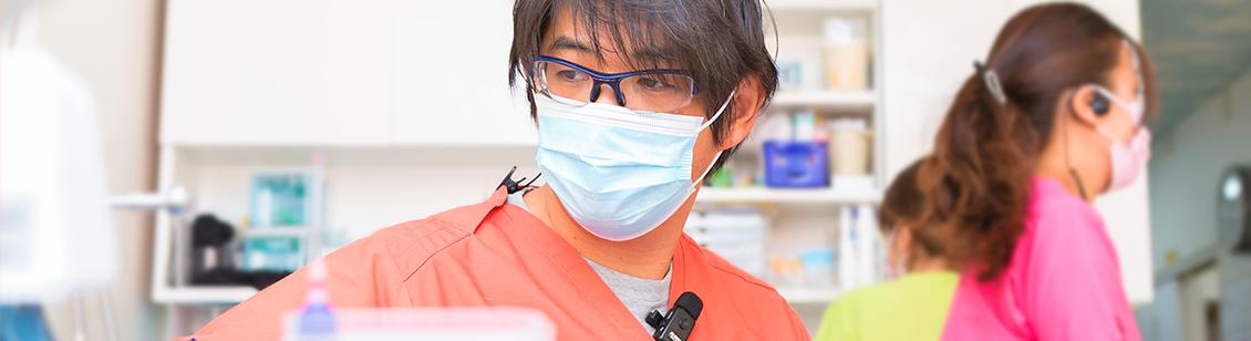 柏の葉の小児歯科ならてらだデンタルクリニックへ